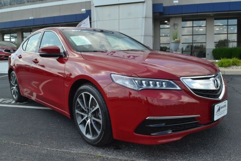 2017 Acura TLX 3.5 V-6 9-AT P-AWS with Technology Package